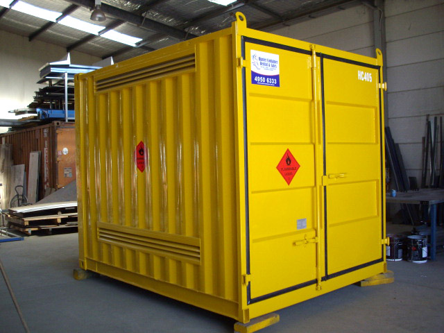 Hiring Containers in Coffs Harbour