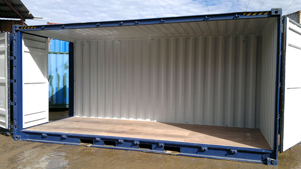 Shipping Container Sales, Hire & Transport in Coffs Harbour